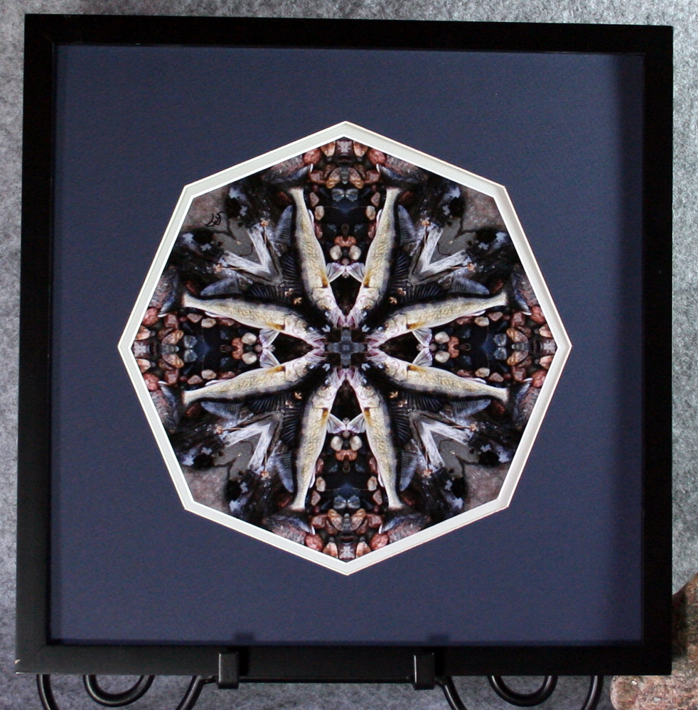 12x12 Sacred Geometry Wall Art