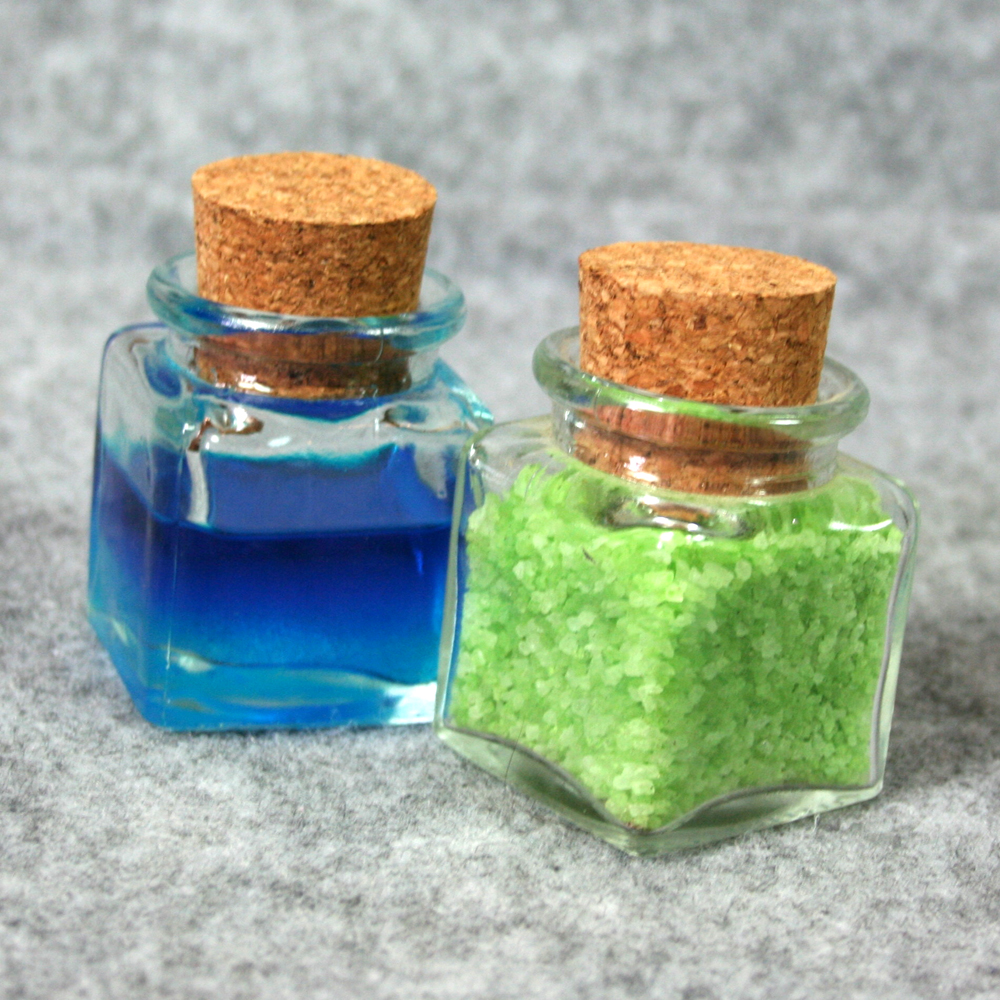 Square Glass Jar choice