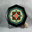 Butterfly Fine Art Photography Sacred Geometry Kaleidoscope Framed Beloved Psyche