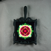 Butterfly Trivet Cast Iron Mandala Sacred Geometry Kaleidoscope Warm Embrace