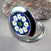 Daisy Compact Mirror Pocket Mirror Mandala Sacred Geometry Secret Desire