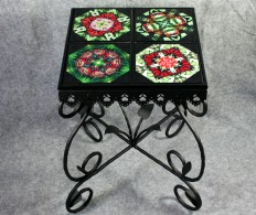 Ceramic Tile Tables