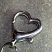 Heart Lobster Clasp