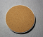 sandstone coaster cork back