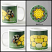 bumble bee mug and coaster set