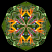 Feathered Fauna mandala