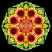 Blanket Flower Mandala