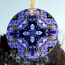 Dragonfly Suncatcher Glass Mandala Boho New Age Sacred Geometry Kaleidoscope Pure Passion