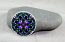 Butterfly Glass Magnet Sacred Geometry Mandala Kaleidoscope Butterfly Bliss