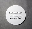 Coaster Drink Sandstone Custom Personalized Coasters
