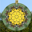 BEE Glass Suncatcher Decor Home Ornament Honey Bee Bumble Bee BEEloved
