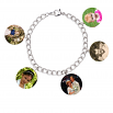 A Bespoke Charm Bracelet Personalized Customized Keepsake Jewelry