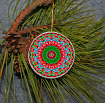 Candy Cane Christmas Ornament Home Tree Ornament Decoration Candyland
