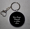 A Bespoke Purse Charm Customized Keychain Personalized Bag Charm Keepsake Memorial Charm Unique Gift