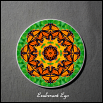 Coaster Drink Sandstone Custom Coasters Monarch Butterfly Nature Decor Exuberant Ego