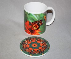 Mugs and Drink Coasters