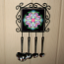 Butterfly Utensil Rack Sacred Geometry Mandala Kaleidoscope Nymph Nirvana
