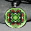 Butterfly Pendant Mandala Sacred Geometry Mandala Kaleidoscope On a Wing and a Prayer