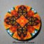 Coaster Drink Sandstone Custom Coasters Monarch Butterfly Nature Decor Charismatic Essence